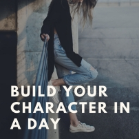 For novelists: find your characters